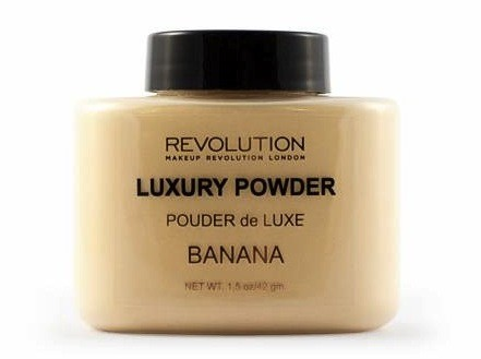 Makeup Revolution Luxury Powder Banana