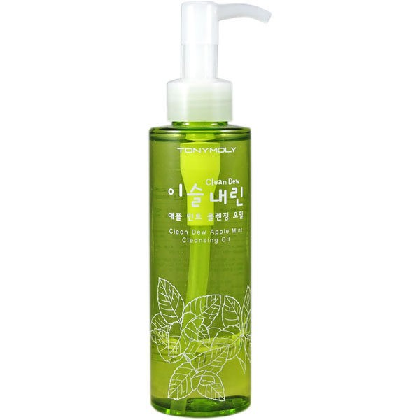 Tony Moly Apple Mint Cleansing Oil