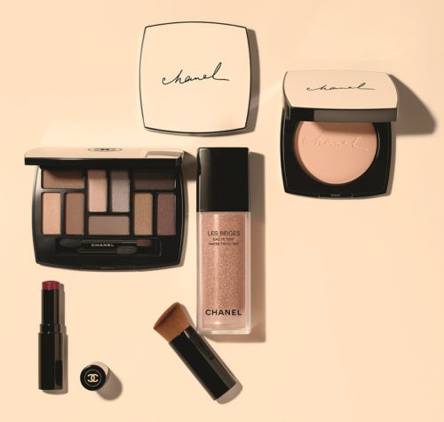 Chanel Les Beiges Summer 2019 Collection
