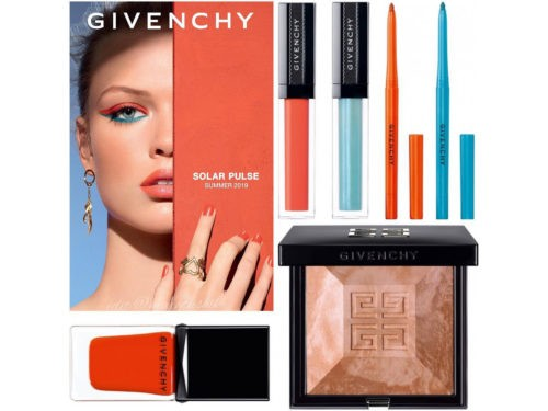 Givenchy Solar Pulse Summer 2019 Makeup Collection