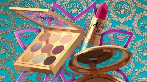 MAC x Disney Aladdin Makeup Collection Summer 2019