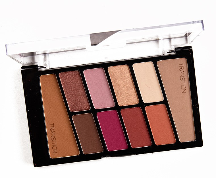 Wet n Wild Color Icon 10 Pan Palette E758 Rosé in the air