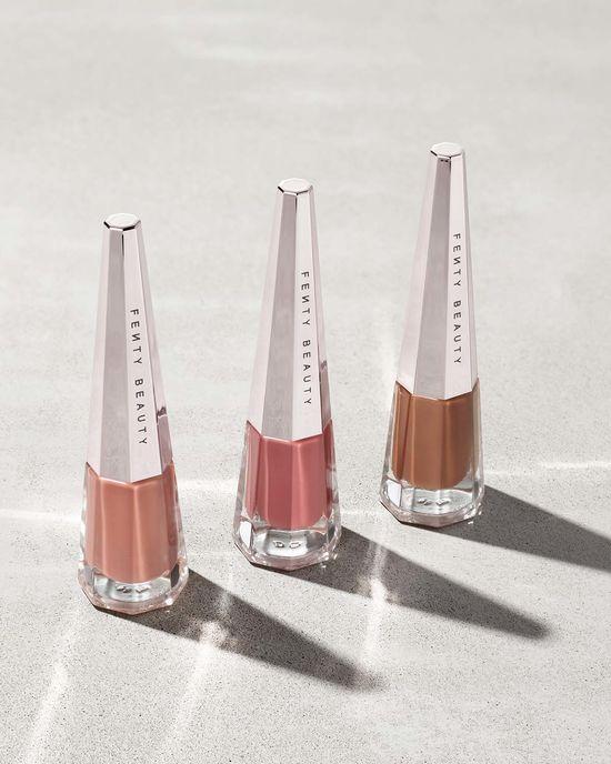 fenty beauty nude lipsticks