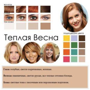 Макияж под цвет: как правильно сделать макияж под цвет глаз и волос
