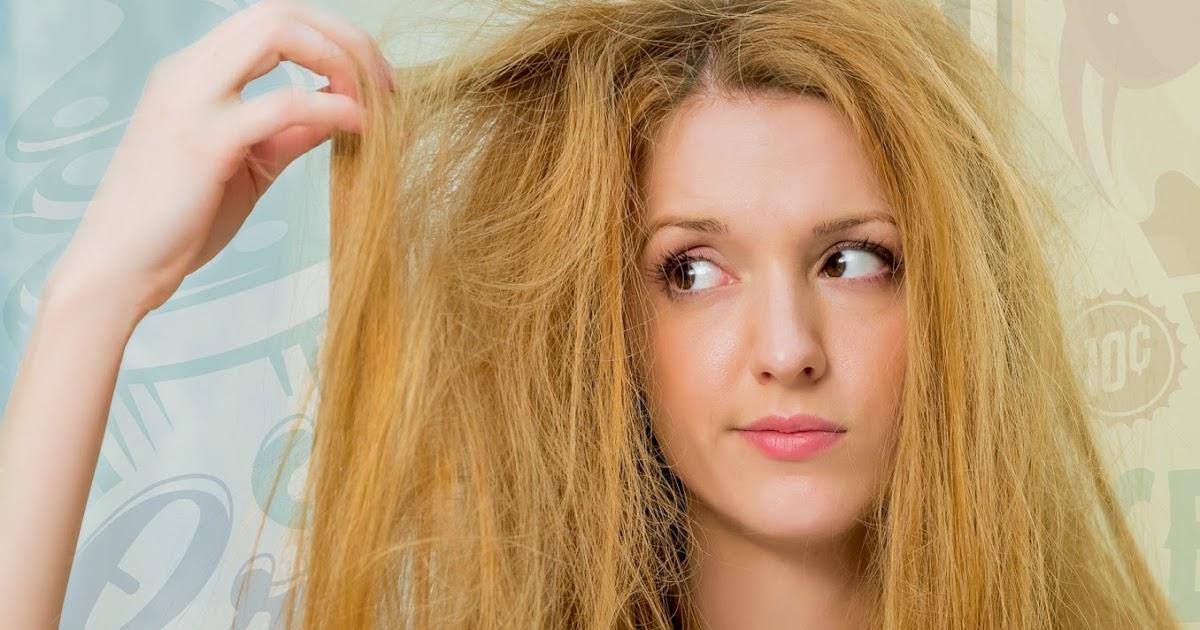 Сухие волосы: правильные средства ухода