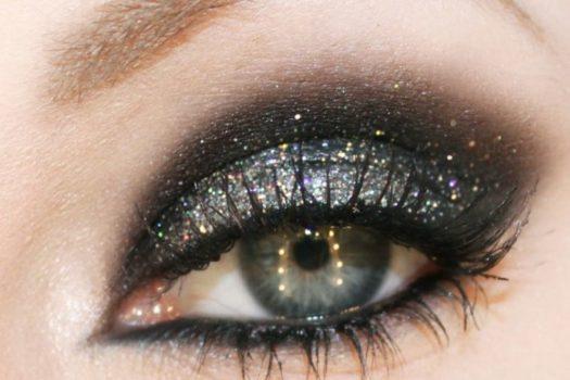 Блестящие тени для век: макияж глаз с блестящими тенями, отзывы о лучших брендах