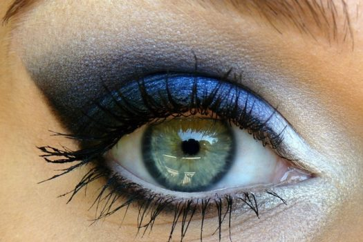 Макияж для зеленых глаз: лучшие идеи, пошаговое руководство