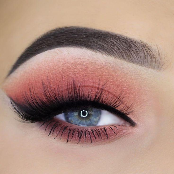 Свадебный макияж глаз: для карих, голубых и зеленых глаз