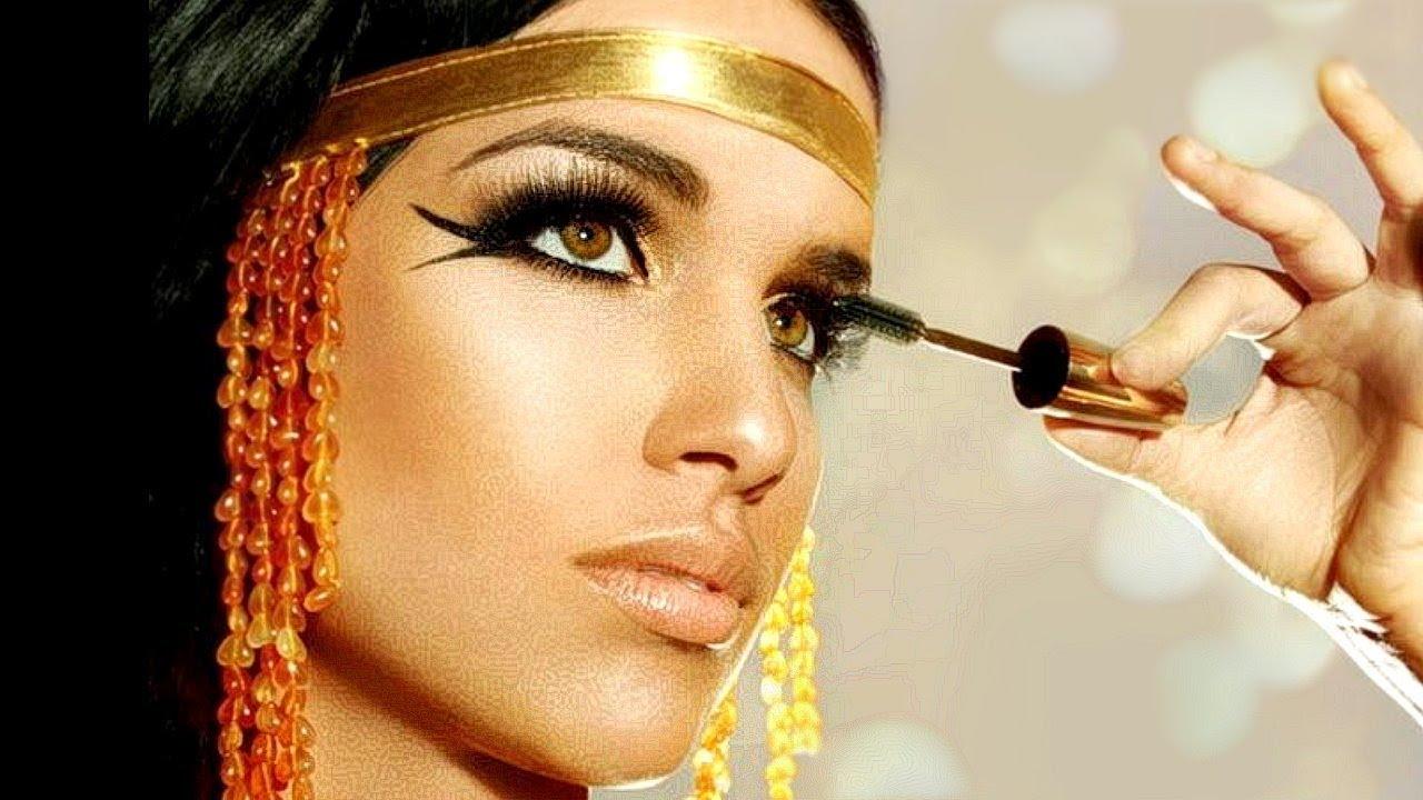 Что такое восточный макияж