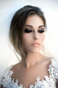 Свадебный макияж: фото стильных вариантов для невест