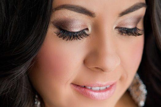 Свадебный макияж: виды, особенности+фото макияжа невест
