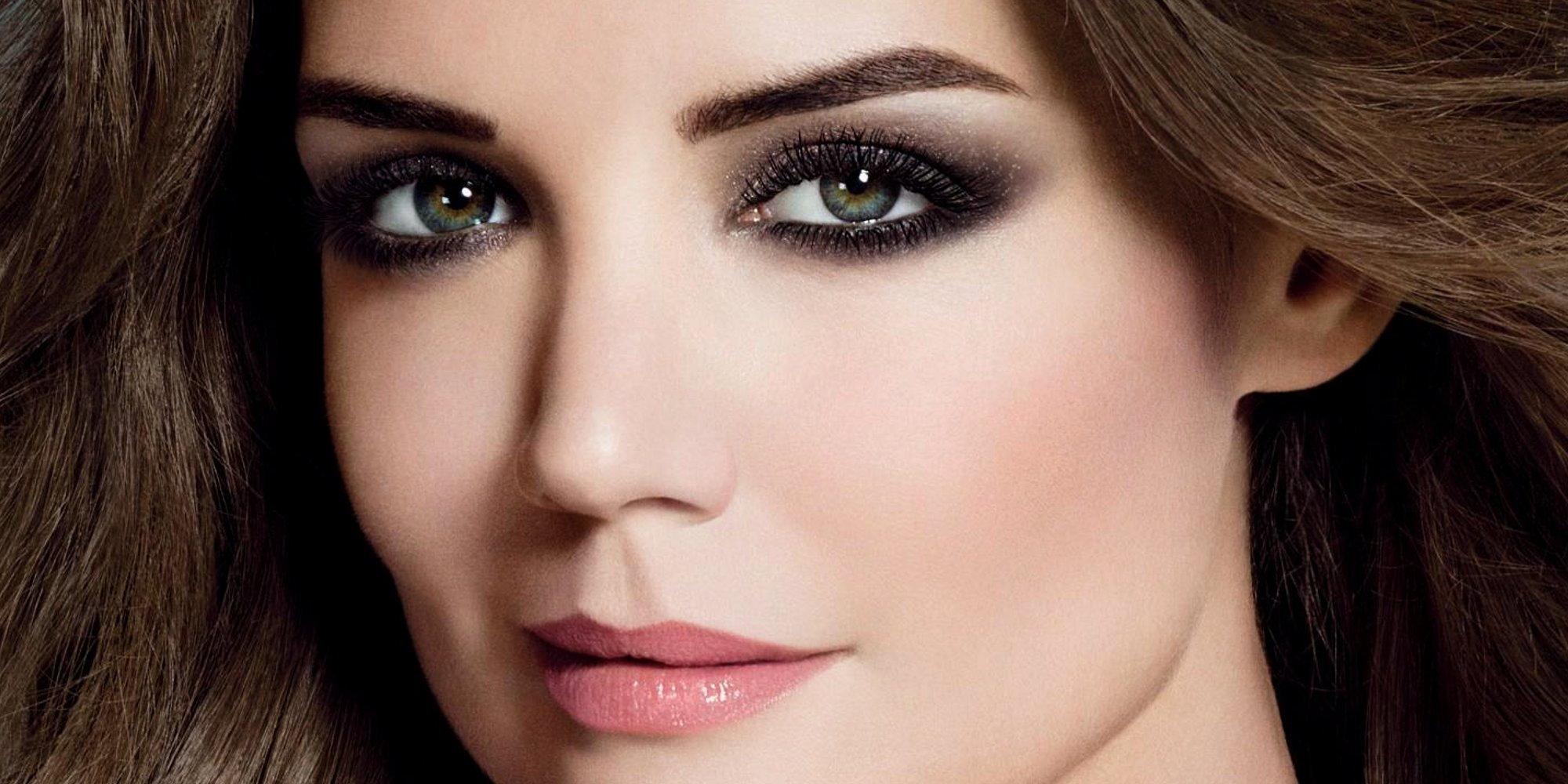 Дымчатый макияж: 2 варианта создания