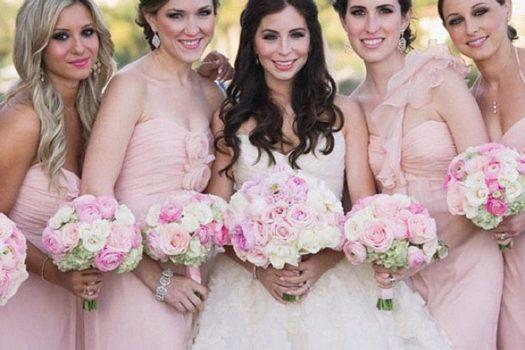 Макияж подружки невесты: как сделать