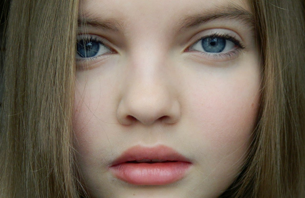 Красивый и легкий макияж глаз в школу: как сделать
