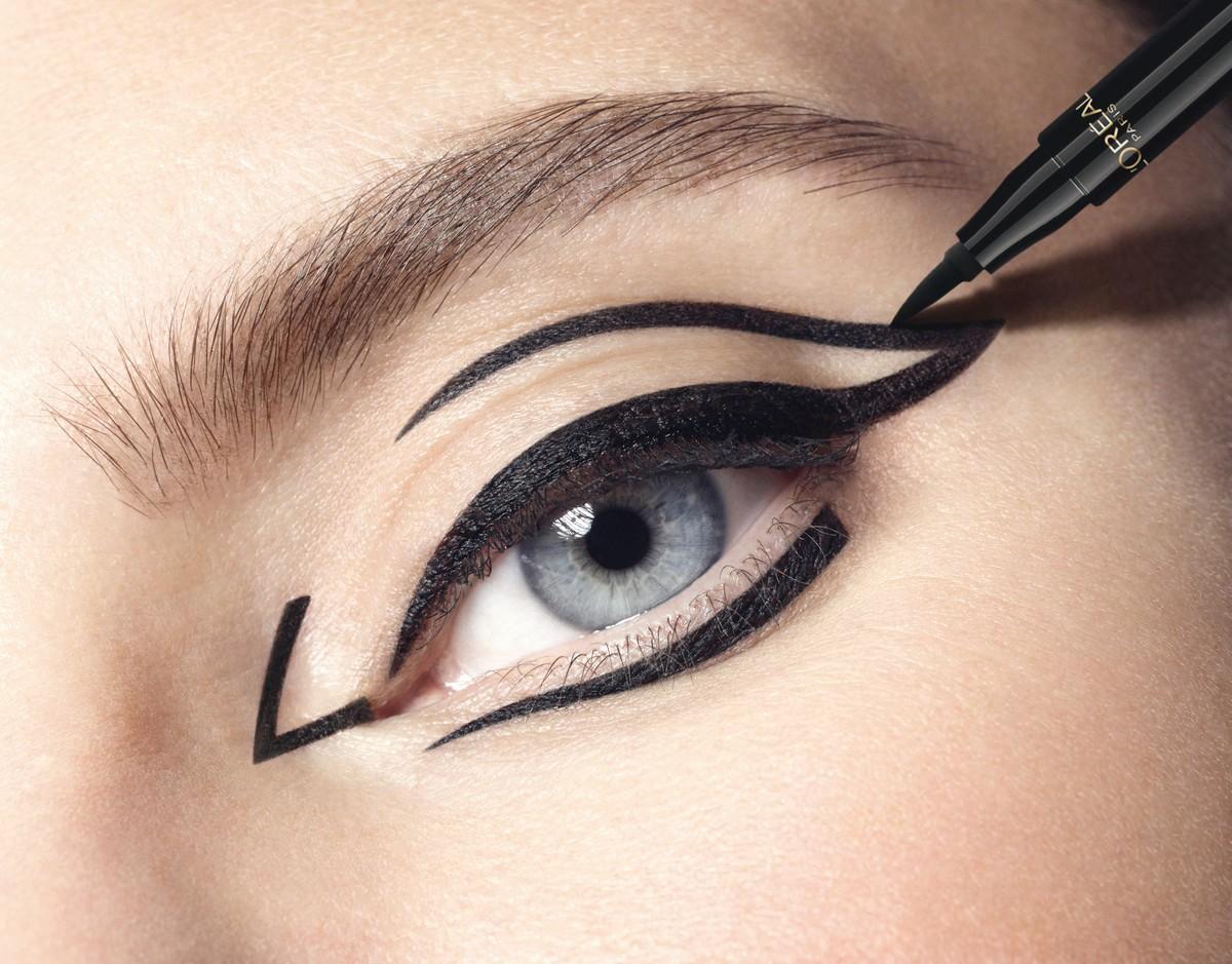 Перманентный макияж век со стрелками: отзывы, фото до и после