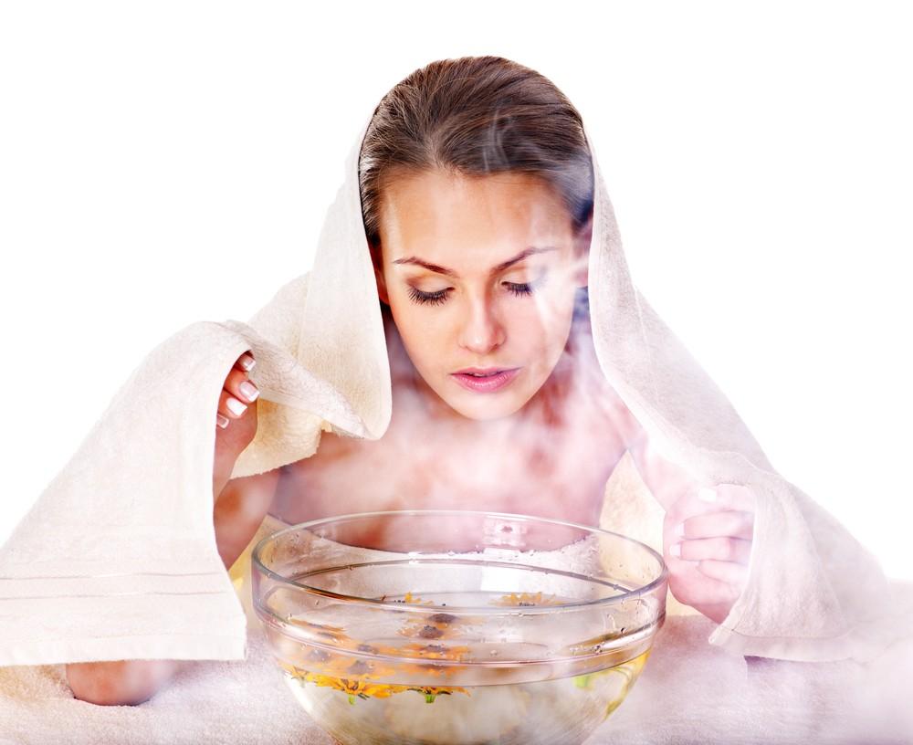 Как эффективно распарить кожу лица перед чисткой пор, маской и скрабом