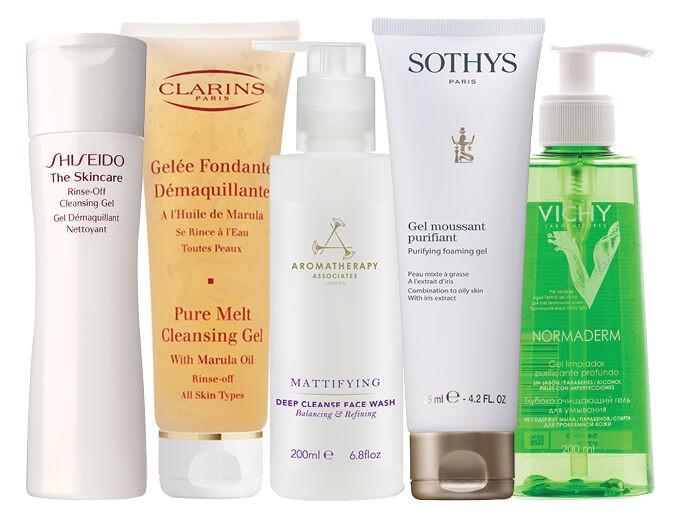 Эффективные очищающие средства для умывания кожи лица: топ лучших, отзывы, рейтинг, как пользоваться