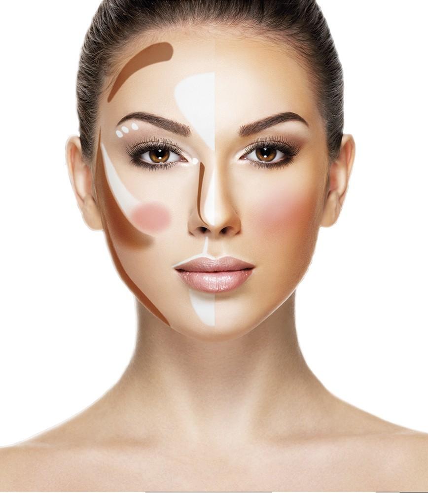Как выделить скулы макияжем: с помощью контуринга, румян, корректора и хайлайтера