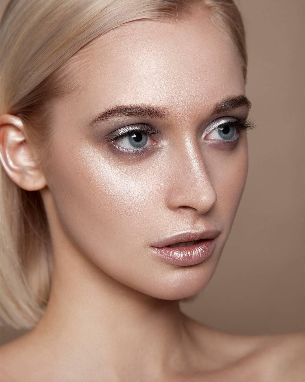 Макияж для блондинок: макияж глаз, вечерний макияж