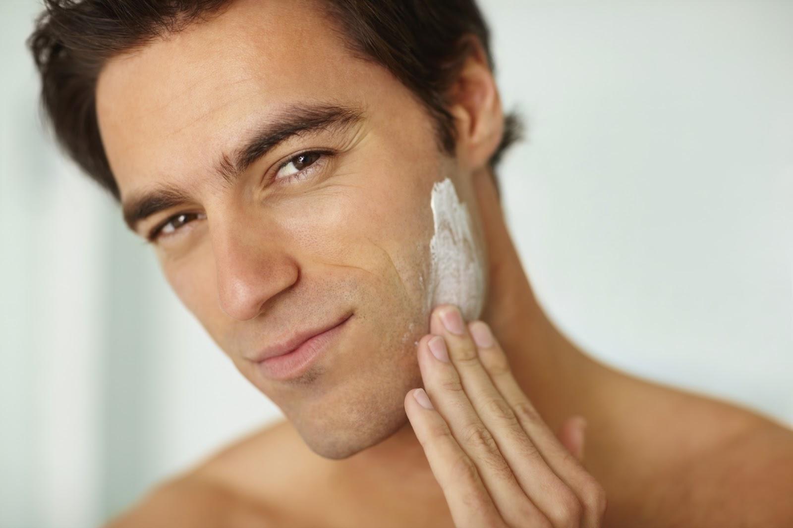 Уход за мужским лицом: уход за кожей лица, выбор мужской косметики и средств по уходу