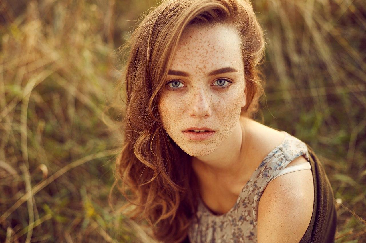 Как сделать веснушки на лице макияжем