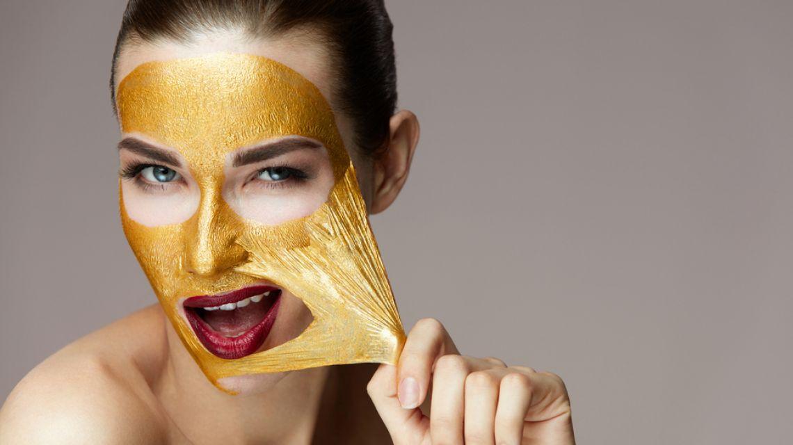 Лучшие золотые маски для лица