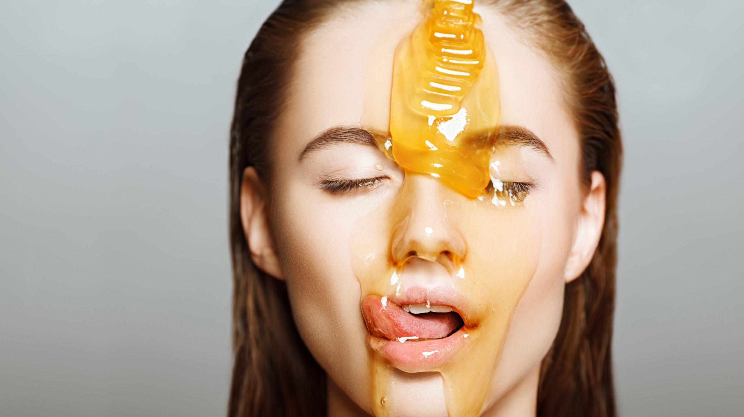 Рецепты увлажняющих масок для сухой кожи лица с медом
