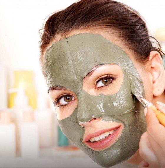 Очищающие маски из глины для жирной кожи лица