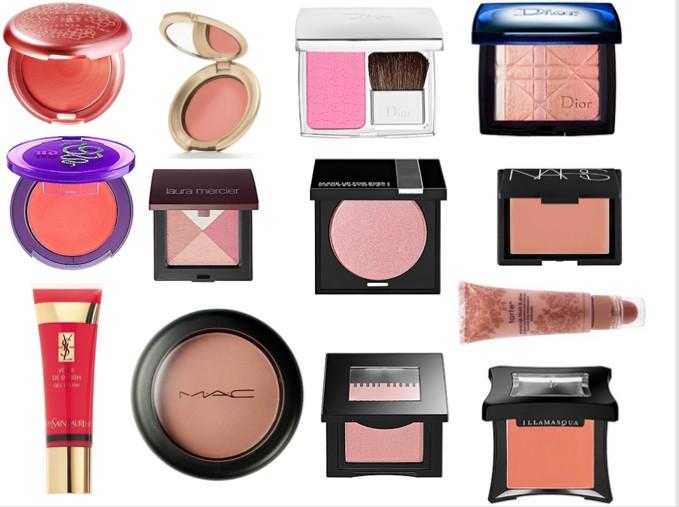 Топ 15 брендов известной декоративной косметики