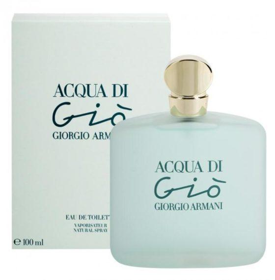 Лучшие женский и мужской парфюм Армани