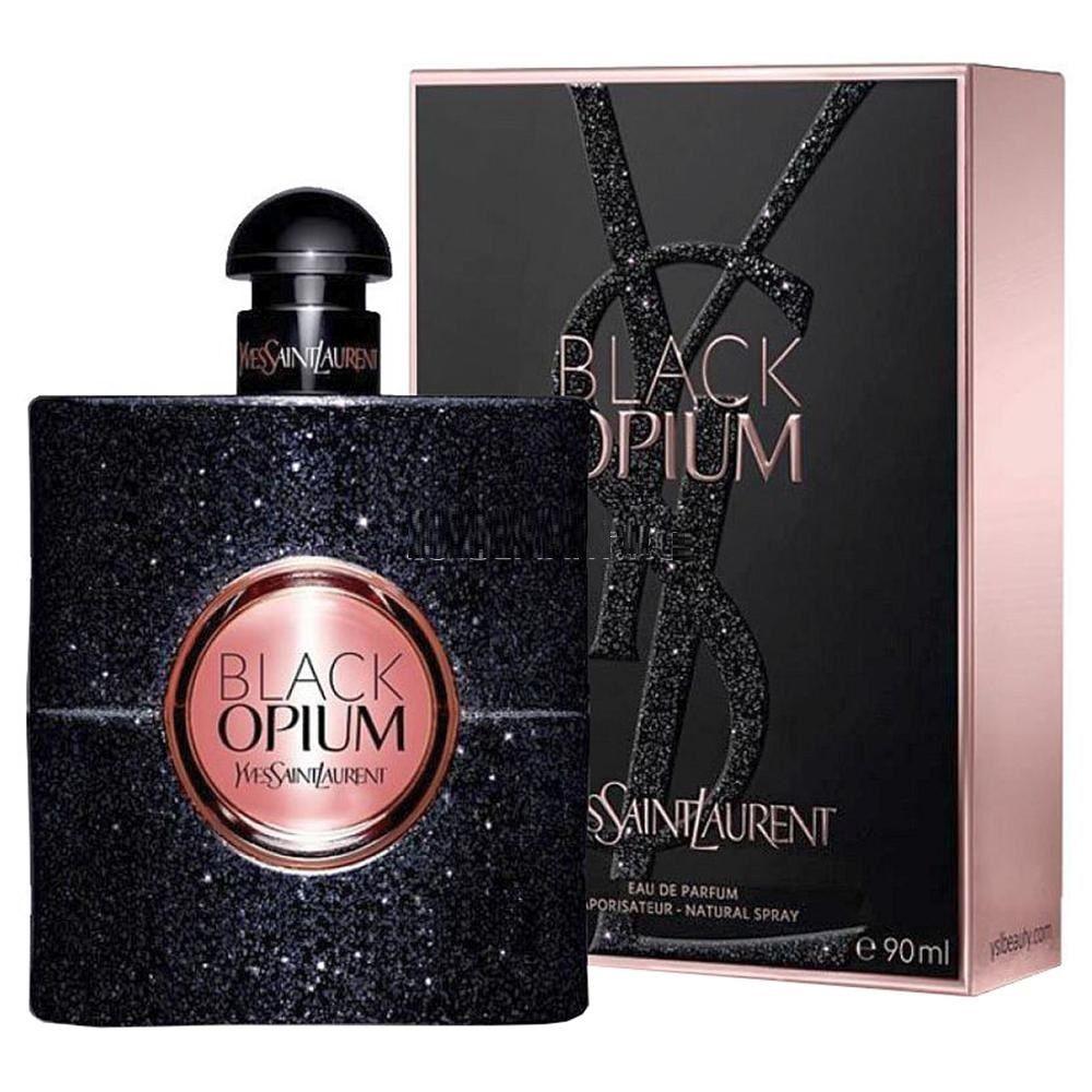 Обзор духов Yves Saint laurent black opium