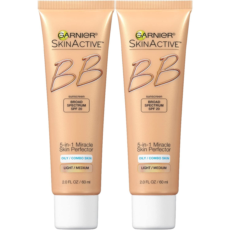 Рейтинг лучших bb кремов для жирной и проблемной кожи лица