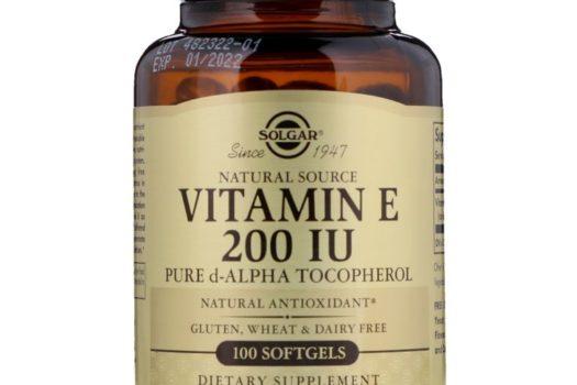 Как применять витамин Е для лица