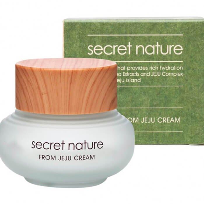 Лучшие натуральные кремы для лица