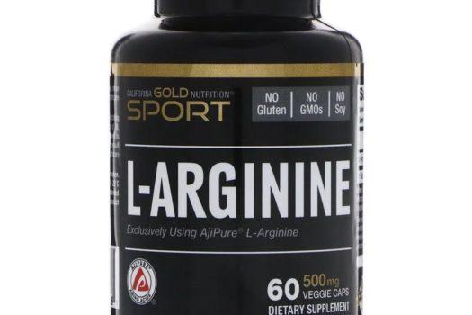 Польза L аргинина для женщин и мужчин