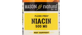 Для чего нужен витамин ниацин организму?