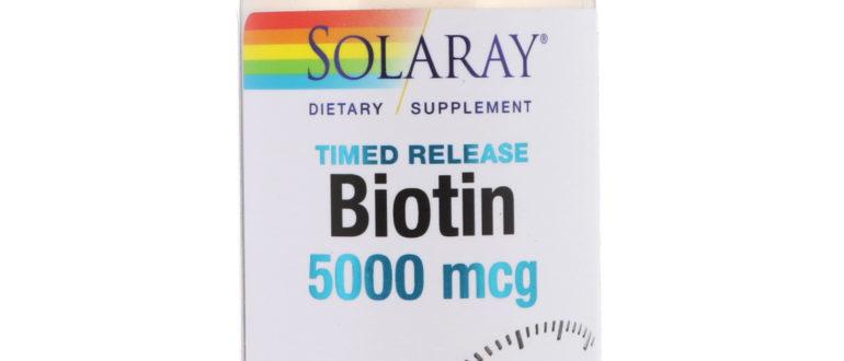 Полезные свойства и применение биотина