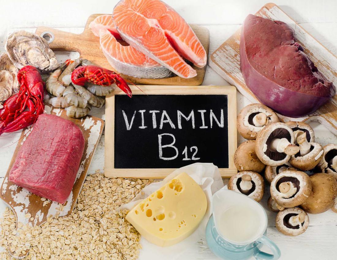 К чему приводит нехватка витамина В 12?