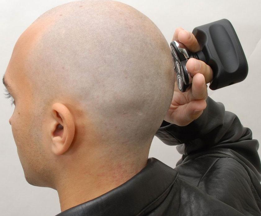 Лучшие электробритвы для головы под ноль