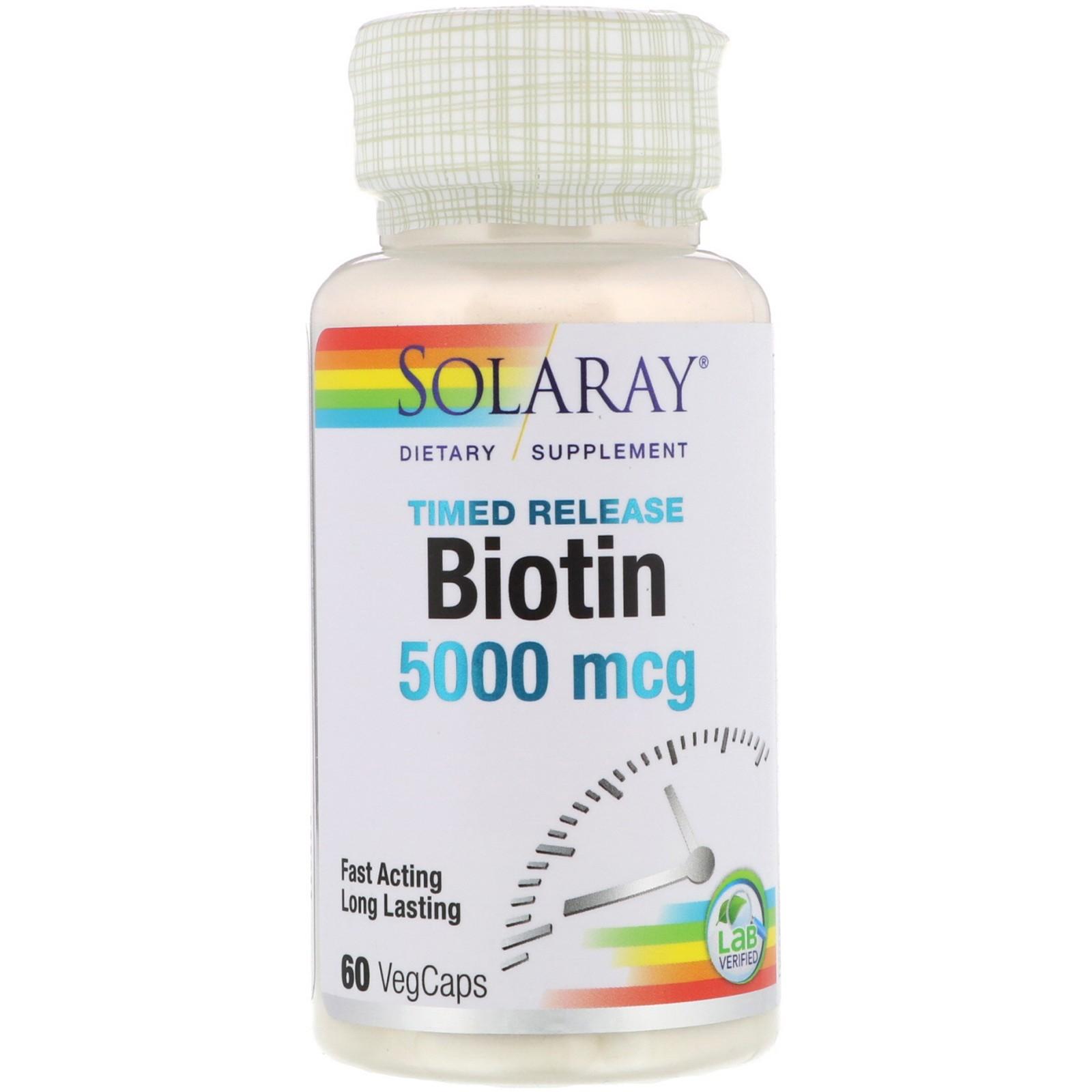Побочные эффекты при приёме добавок биотина