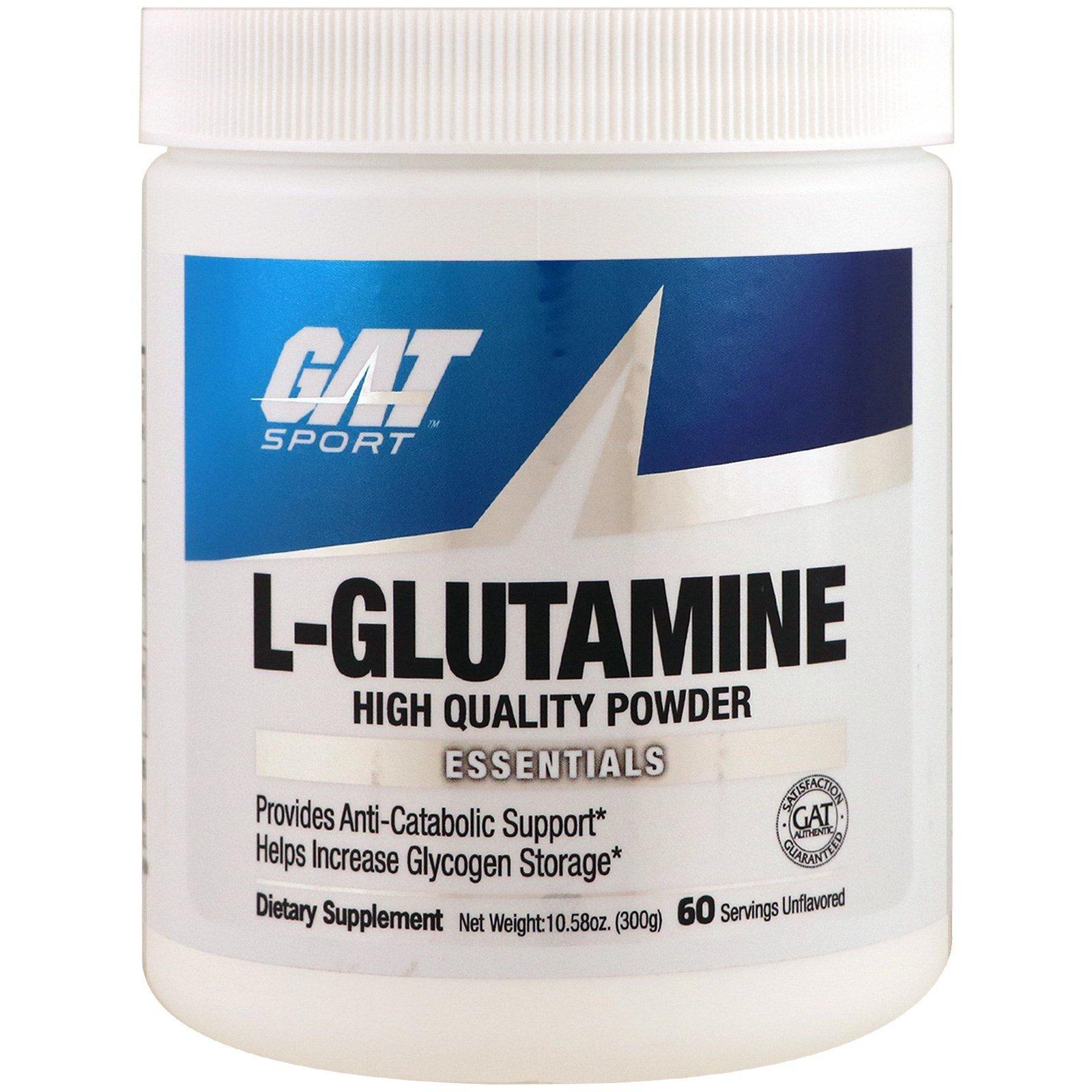 Полезные свойства и применение L-глютамина