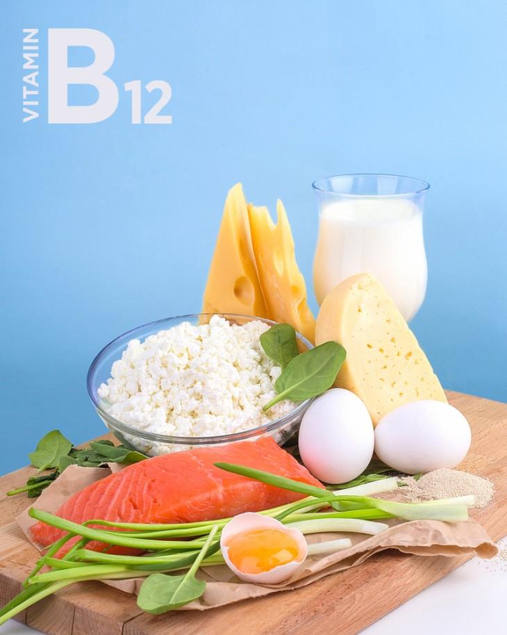 Топ лучших продуктов богатых витамином В 12