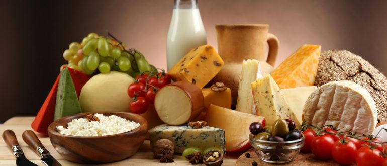 Топ лучших продуктов с высоким содержанием белка