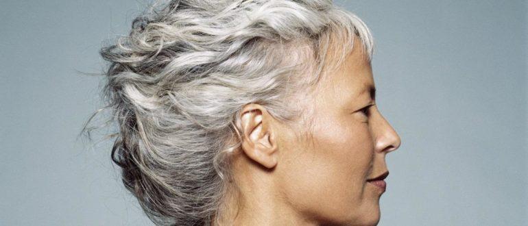 Как удалить седые волосы на лице навсегда