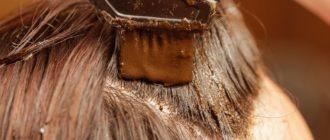 Как правильно наносить хну на седые волосы